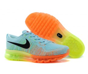 Nike Flyknit Air Max 2015 Running Shoe NIKE