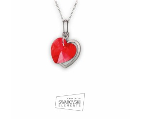 Double Heart Pendant VipDeluxe