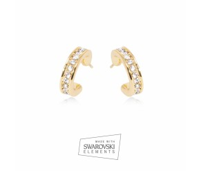 Earrings Circulares Oro VipDeluxe