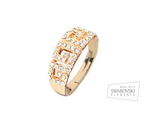 Cleopatra oro amarillo Ring VipDeluxe