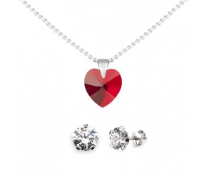 SET RED HEART VipDeluxe