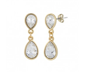EARRING CRYSTAL GEMMA VipDeluxe