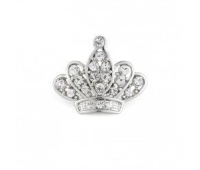 BROOCH CRYSTAL CROWN VipDeluxe