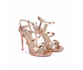 Shoes-Heel sandals Angelina Voloshina