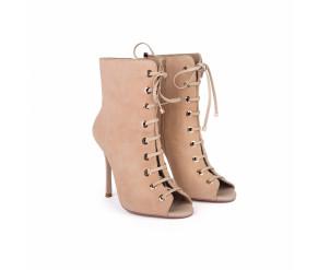 Shoes-Open toe Booties Angelina Voloshina