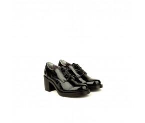 Low Block Heel Boot nila&nila
