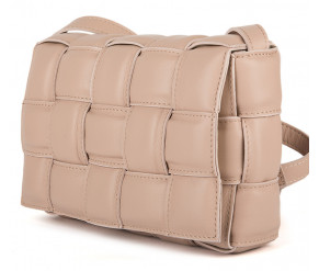 Quilted shoulder bag GIULIA MONTI
