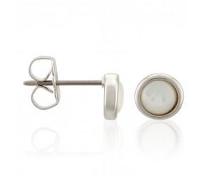 Earrings MOONSTONE