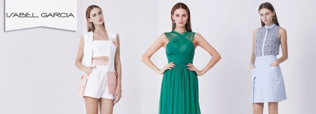 ISABEL GARCIA Spring - Summer Collection 2015-2016