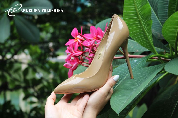 Angelina Voloshina Shoes